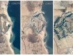 Googleove snimke pokazuju drastične promjene u svijetu tijekom tri desetljeća