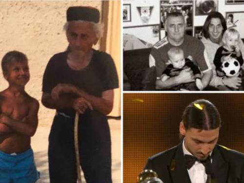 Ibrahimovićeva baka poginula u granatiranju Hrvatske, izgubio je i brata...