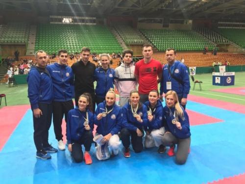 Impresivni rezultati Sveučilišnog karate kluba Neretva