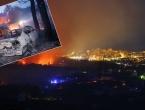 Split je obranjen: Vatra stavljena pod kontrolu, gase se sva požarišta!