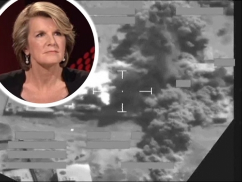 Australija: Europljani, pridružite se zračnim udarima na ISIL