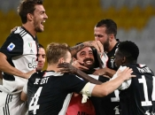 Juventus je deveti put zaredom prvak Italije