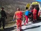 Spašena trudnica koja se nalazila s grupom migranata između RH i BiH