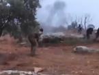 Objavljen snimak borbe ruskog pilota s teroristima u Siriji