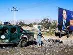 Nema pregovora s talibanima sve dok traju njihovi napadi