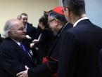 Božićni prijem kod kardinala Puljića