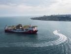 Turska nastavlja istraživati plin u spornom dijelu Sredozemnog mora