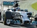 Mercedesi odlični na treninzima