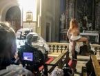 Nijemci snimali golu ženu u dubrovačkoj crkvi, ljuti biskup prijeti prijavama