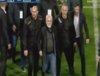 Predsjednik PAOK-a s pištoljem utrčao na teren