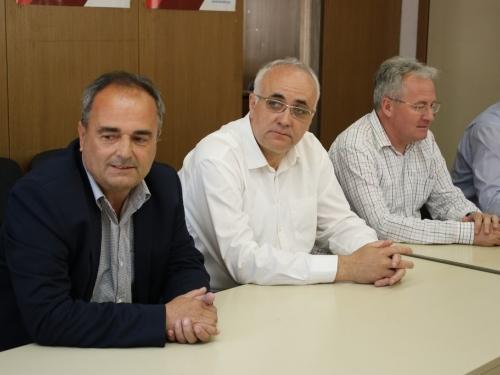 U Prozoru potpisana Koalicija hrvatskih stranaka HDZ BiH, HSP BIH i RDS