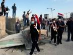 U Iraku i dalje traju nasilni prosvjedi, danas poginulo najmanje petero ljudi