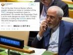 Iran misli da je američka vojna politika prijetnja čovječanstvu