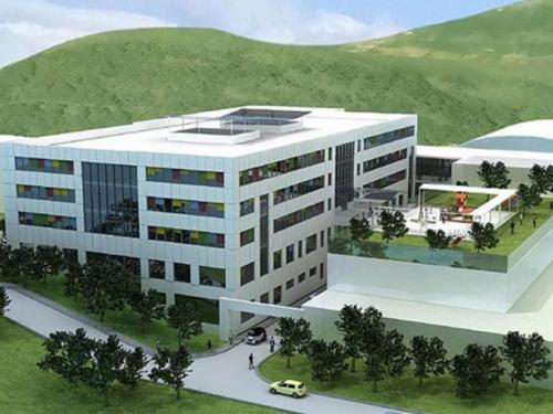 Raspisan međunarodni natječaj za izgradnju Klinike za dječje bolesti SKB Mostar