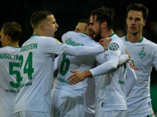 Ispala i vodeća Borussia Dortmund!