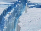 Otapa se najveća ledena ploča na svijetu!
