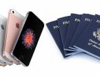 iPhone umjesto putovnice