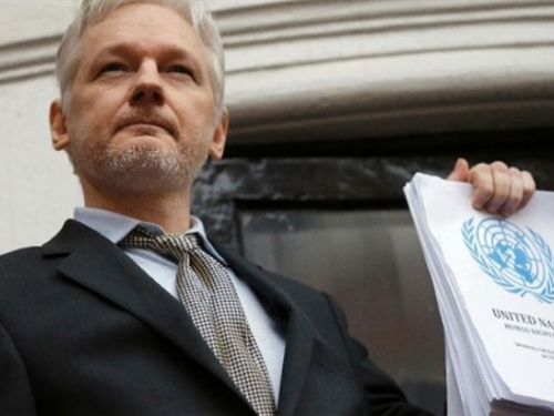 Britanska policija će uhititi Assangea