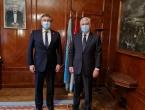 Plenković i Čović opet o konstitutivnosti i pravima Hrvata