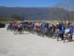 Najava pete biciklističke ture kroz Ramu