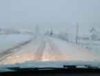 Stigao snijeg u BiH, u Hercegovini sutra orkanski udari vjetra