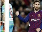 Messi je najučinkovitiji nogometaš u ligama petice