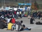 Granični prijelaz Maljevac zatvoren, migranti spavali na tlu