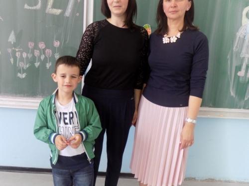 FOTO: U OŠ Marko Marulić Prozor upisana 33 prvašića