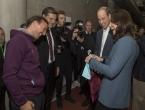 Slaven Bilić upoznao princa Williama i Kate pa ih oduševio poklonom