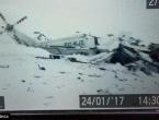 Nema preživjelih u padu helikoptera