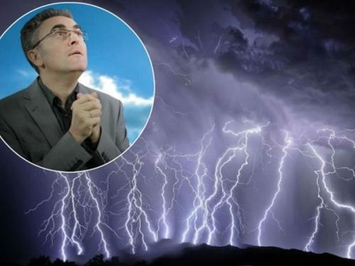 Stižu nevolje - zahlađenje, oluje, bura, grmljavina, kiša...