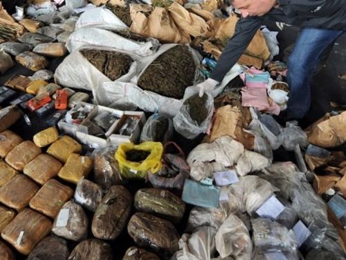 Iran zaplijenio šest tona heroina namijenjenog Europi