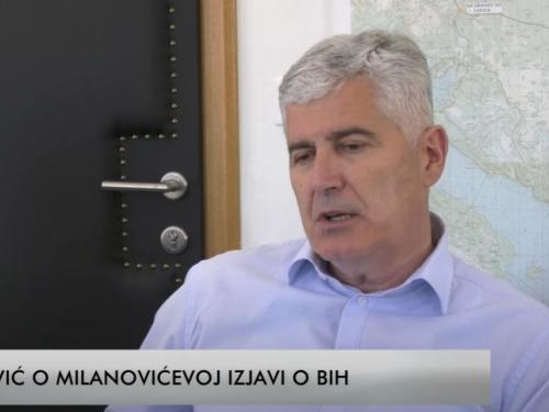 Čović komentirao Milanovićeve izjave: Rješenje neće doći izvana