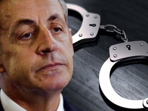 Uhićen bivši francuski predsjednik Sarkozy