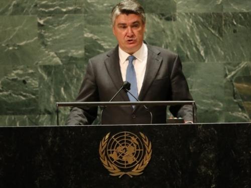 Milanović: Komšić je predstavljao sebe u New Yorku