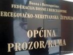 U općini Prozor-Rama proglašeno stanje nepogode