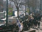 Demobilizirani borci blokirali središte Sarajeva