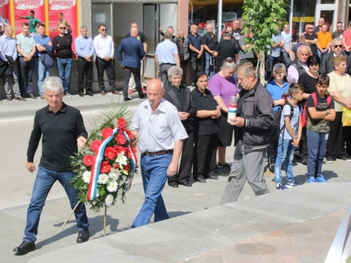 FOTO/VIDEO: 26. obljetnica brigade 'Rama'