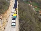 Započelo asfaltiranje regionalne ceste iznad Sopota