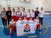 Ramske košarkašice pobjedom zaključile prvenstvo