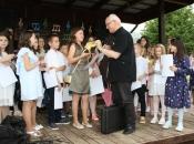 FOTO: U Prozoru održan festival duhovne glazbe ''Djeca pjevaju Isusu''