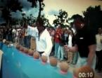 Bosanska šaka: Guinnessov rekorder u razbijanju kokosovih oraha
