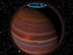Golemi ''crveni'' planet s neobjašnjivom aurom luta svemirom