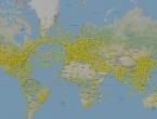 Ponovno srušen rekord za najprometniji dan u zračnom prometu
