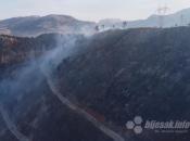 Kiša ugasila većinu požara u HNŽ