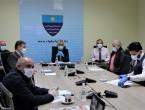 Istaknuta potreba snažnijeg koordiniranja između Federalnog i županijskih stožera Civilne zaštite