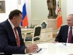 Dodik nakon sastanka: Putin je poželio uspjeh i stabilnost RS-u i BiH