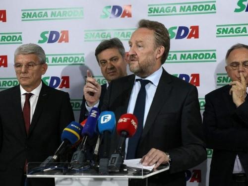 SDA poručila s kime želi u vlast