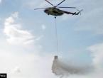 Helikopter nije uspio ugasiti požar; sutra na Čvrsnicu ide 100 gasitelja