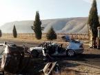 Bračni par iz Mostara i njihov rođak stradali u teškoj nesreći